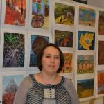 Mihaela Albianu, organizator proiect Concursul Activitati Creative