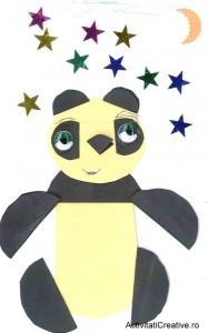 urs panda amalia 5 ani